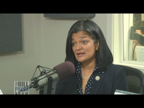 Rep. Jayapal Discusses Dreamers, Renewable Energy and Calling People In on the Bill Press Show