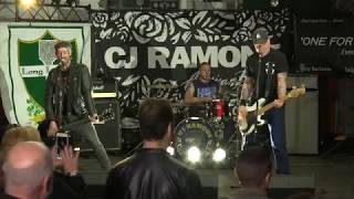 CJ Ramone   Live at Long Ireland Brewery, Riverhead, New York, USA 08/04/2017 (FULL - HQ)