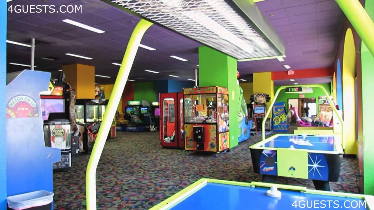 Harrah S Hotel Laughlin Nv Arcade For Kids