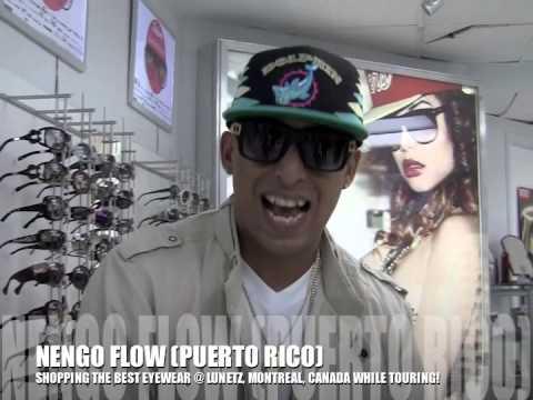 NENGO FLOW (PUERTO RICO) @ LUNETZ (MONTREAL) + FREESTYLE