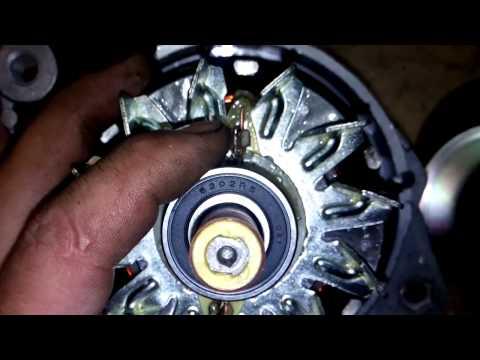 видео: Мощный генератор на ваз. часть 1