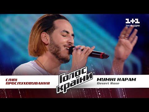 """Нарам Мумни — """"Desert Rose"""" — выбор вслепую — Голос страны 11"""