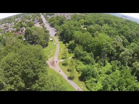 Conference House Flight Drone Aerial June 12 2016