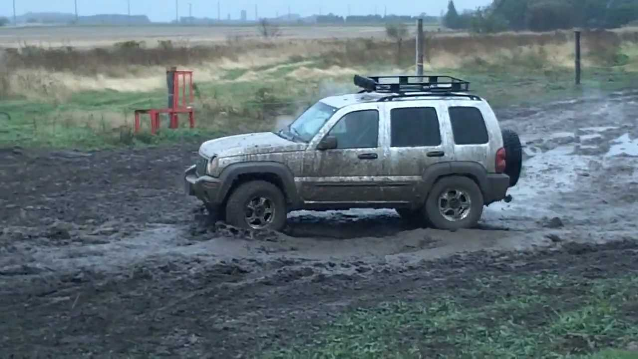 Elegant Jeep Liberty Off Road 3   YouTube