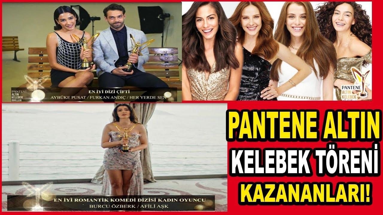 46. Pantene Altın Kelebek Ödülleri Kazananları Tam Liste 2020
