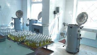 У житомирській аптеці виготовляють дешеві ліки та косметичні засоби по індивідуальних замовленнях