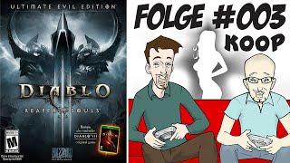 Diablo 3 Reaper of Souls ∴ #003∴ Große geile Häuser ∴ Let's Play Koop/Coop - [Deutsch/German HD+]