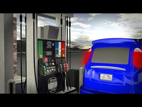 Refueling a Vehicle - A Beginner's Look