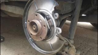 Тормозная система BMW E36 - обзор, проблемы, ремонт
