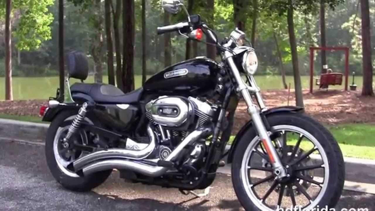 Used 2009 Harley Davidson Sportster 1200 Low Motorcycles for sale ...