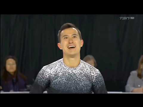 18 Patrick CHAN - Canadian Nationals 2018 - Mens SP