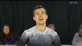 18 Patrick CHAN - Canadian Nationals 2018 - Mens SP