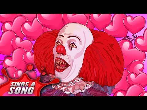 Old Pennywise Sings A Love Song (Stephen King 'IT' Parody)