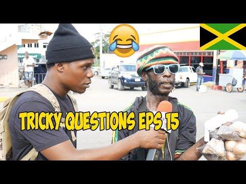 Trick Questions In Jamaica Episode 15 [Santa Cruz St  Elizabeth] @JnelComedy