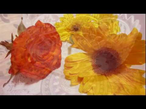 Ritual de flores para  harmonização espiritual