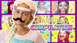 More Silly Princesses Compilation | SillyPop