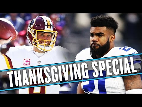 NFL Thanksgiving preview: Lions, Cowboys, and ... Scott Tolzien? Oh my. | Uffsides