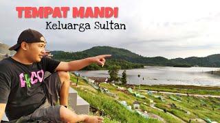 Pesona Indah Wisata Danau Sebedang, Kalimantan Barat