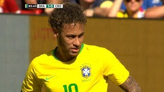 Neymar vs Croatia (N) 17-18 – International Friendly HD 1080i by Guilherme