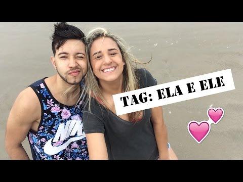Casando aos 17 - TAG: ELA E ELE ❤