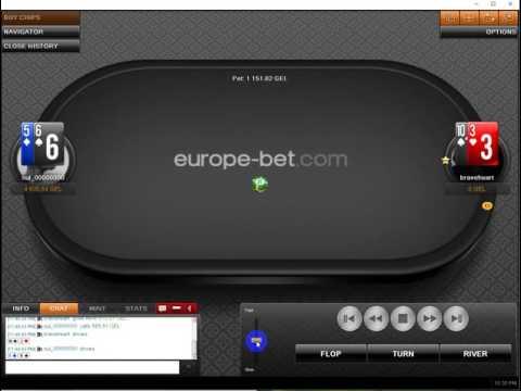 NL1000 GAMER EUROPE money PoT 1151 GEL