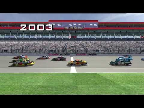 NR2003 - NASCAR Track Evolutions (Auto Club)