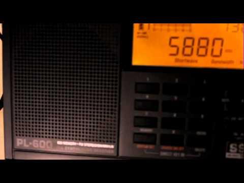 Cuba v2a Numbers Station 5880khz