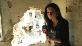 ЧЕРВЕНА ГРАНИЦА -филм за Сирия на блестящата журналистка Диляна Гайтанджиева