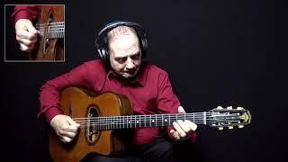 Tchavolo Schmitt - Sheik Of Araby (Gypsy Jazz Solo)