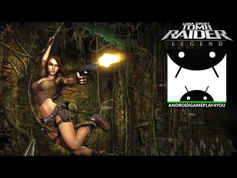 Tomb Raider - Legend (PPSSPP Emulator) Android GamePlay - 동영상