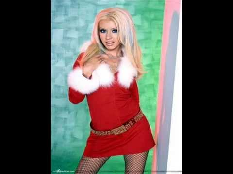 Christina Aguilera The Christmas Song (Holiday Remix) - YouTube