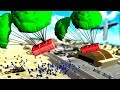 This New Map In Ravenfield Has Vehicle Airdrops And Unbelievable Airstrikes mp3