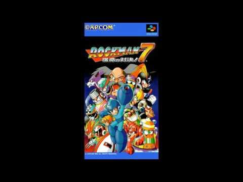 Mega Man 7 - Wily Stage 1 (MegaMan X3 Style)