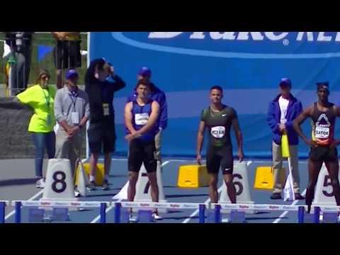 Elite Men's 110 M Hurdles @ Drake Relays 2018