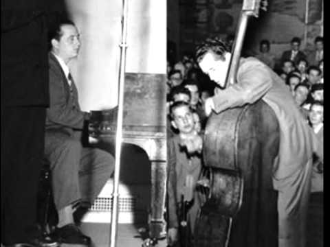 Dick Cary - Finger Bustin at Loew´s King 1952/3/24 Jerry Jerome Concert