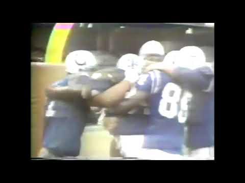 1977 12 24 AFC Divisional Oakland Raiders vs Baltimore Colts