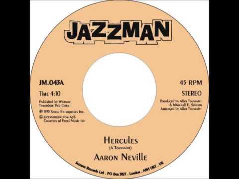 Aaron Neville - Hercules (Alkalino classic re-edit)
