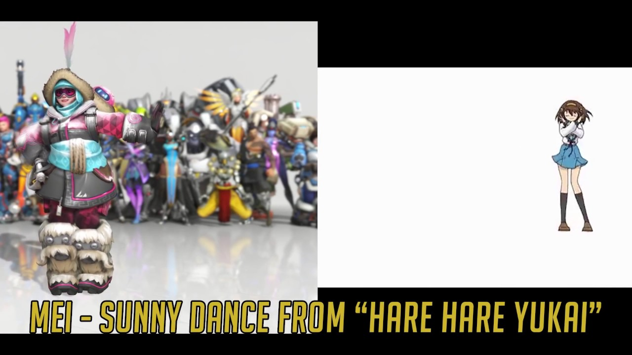 Discussion on this topic: How to Dance Hare Hare Yukai, how-to-dance-hare-hare-yukai/