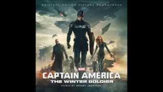 Captain America The Winter Soldier OST Soundtrack