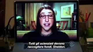 Sheldon Cooper - Liberal Arts (excerpt TBBT s04e15) Ita subs