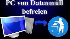 Computer von altem Datenmüll befreien - Windows 10 schnell, einfach, kostenlos/ CCleaner