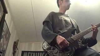 Godsmack  -  Shine Down - Guitar Cover