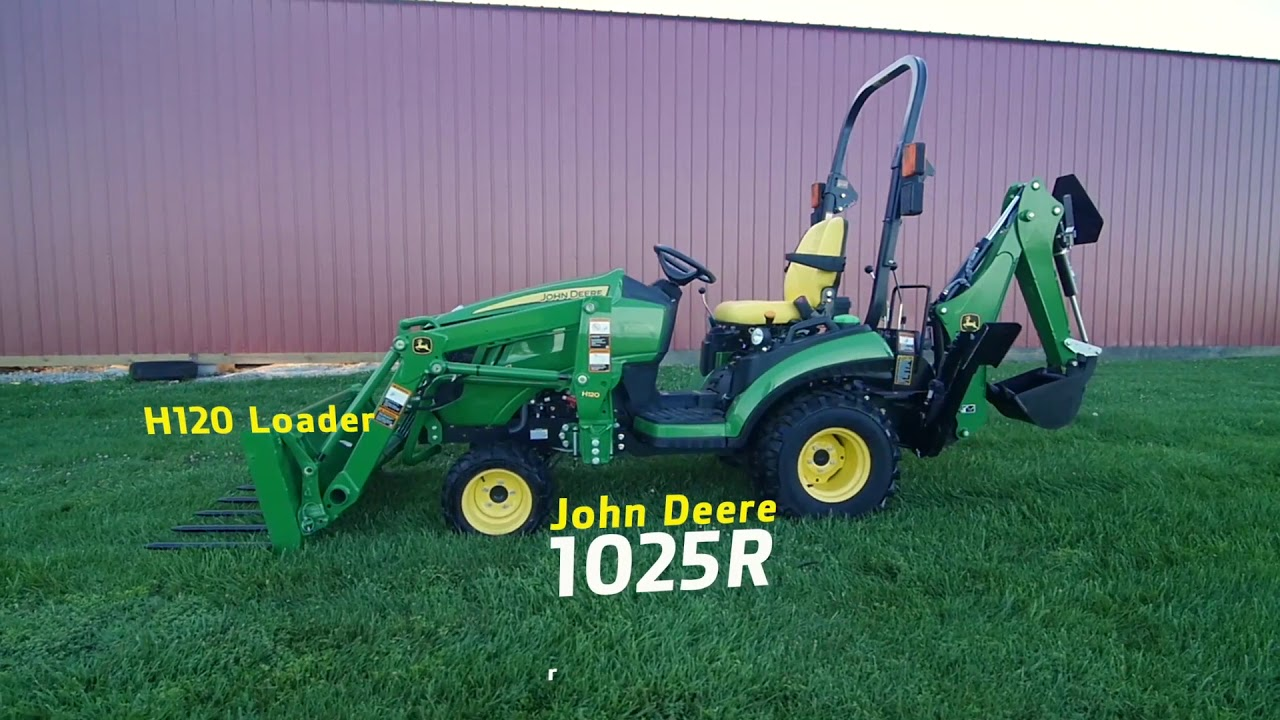 Frontier™ Loader Attachments | John Deere US
