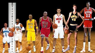 Top 40 NBA Players From Lowest To Highest