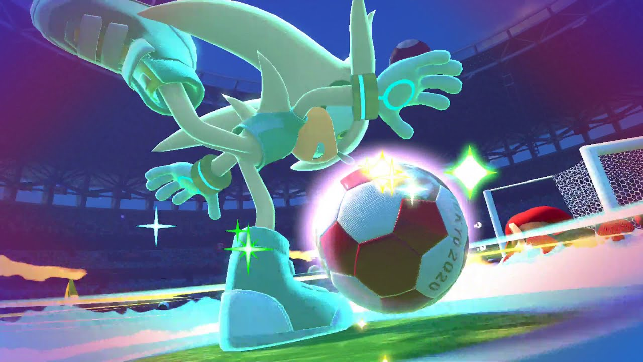 Mario & Sonic at the Tokyo 2020 Olympic Games - Football ...