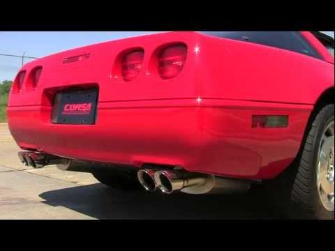 C4 Corvette with CORSA Performance Exhaust