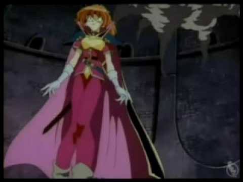 amv slayers fuerza de choque