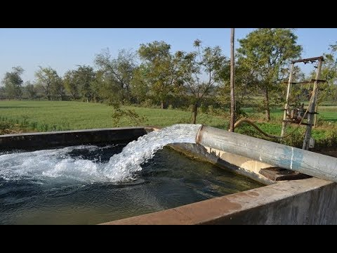 Village Life in India: Village Tubewell Agriculture Irrigation System -  YouTube