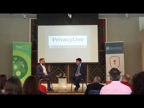 Privacy Unplugged with Privacy Commissioner John Edwards - PrivacyLive 2018