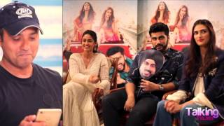Ileana d'cruz & athiya shetty are super fun to watch in this arjun kapoor quiz | mubarakan